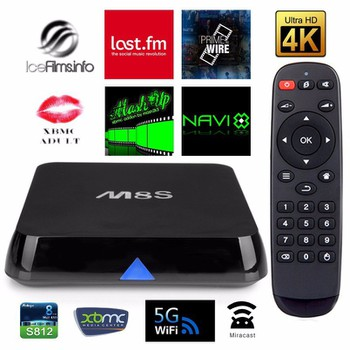 M8S_Android TV Box