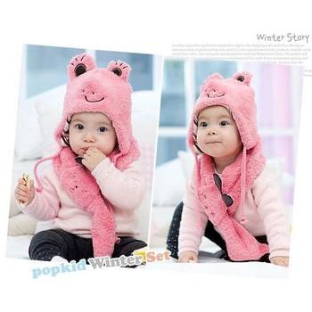 Bộ khăn nón Thỏ Bổng dành cho bé 03 tháng - 02 tuổi