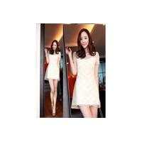 Đầm Ren Hoa  Thời TrangYPS708