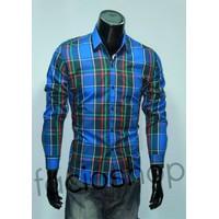 Chuyên sỉ lẻ áo sơ mi cotton nam Facioshop SC255