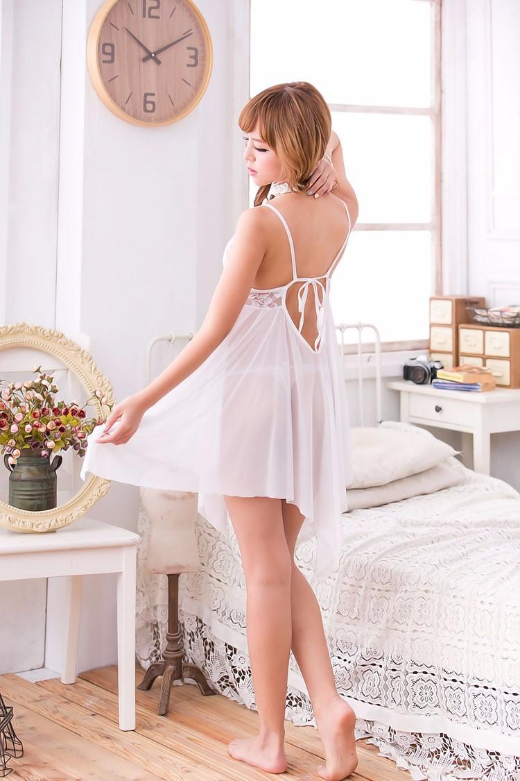 Váy ngủ đuôi tua - VN001 4