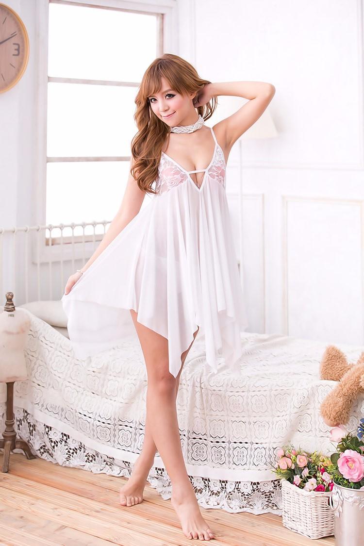 Váy ngủ đuôi tua - VN001 3