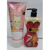 2 sản phẩm Cathy: Kem tan mỡ Cathy Doll và kem trắng da Cathy Pink