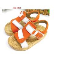 Dép sandal cho bé trai 1-3 tuổi hàng xuất khẩu ST15