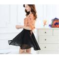 Sét áo và chân váy cực đẹp DXT300