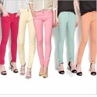 Quần Jean skinny nhiều màu hiệu Mango xuất dư