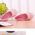 Giày búp bê hoa nỗi 3D Hàn Quốc
