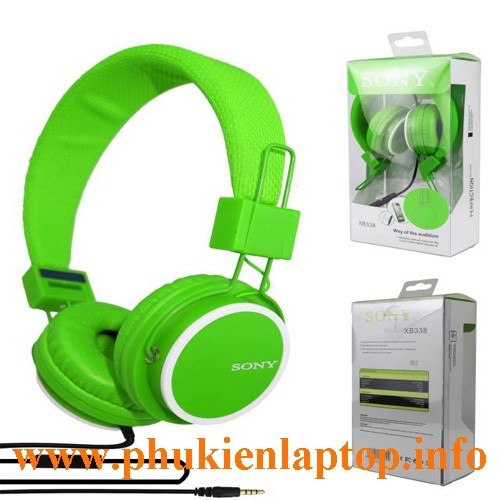 HEADPHONE SONY XB338 CỰC HAY 5