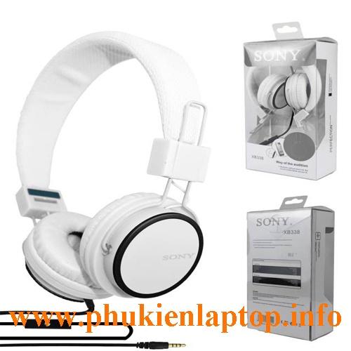 HEADPHONE SONY XB338 CỰC HAY 4