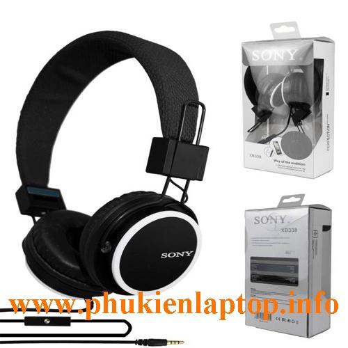 HEADPHONE SONY XB338 CỰC HAY 2