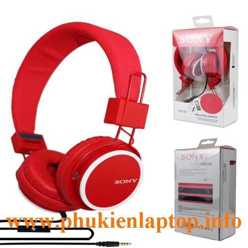 HEADPHONE SONY XB338 CỰC HAY 3
