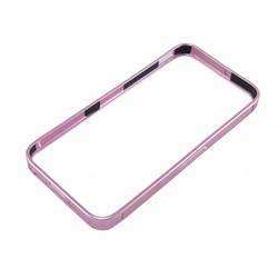 Ốp viền iPhone 5 5s - Bumper hồng