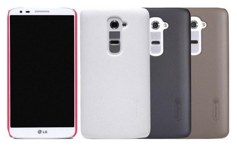 Ốp lưng LG G2 hiệu Nillkin 3