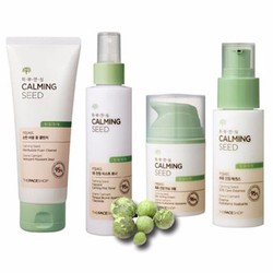 Bộ dưỡng Calming Seed The Face Shop