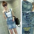Quần Yếm Jeans  QTT015