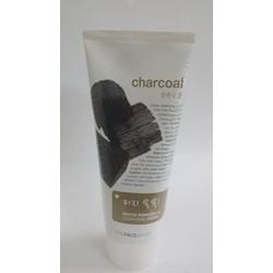 Sữa rửa mặt than Charcoal Phyto Powder In Cleansing 170ml  Hàn Quốc