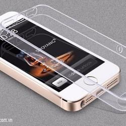 Ốp lưng dẻo silicon siêu mỏng IPhone 5-5S