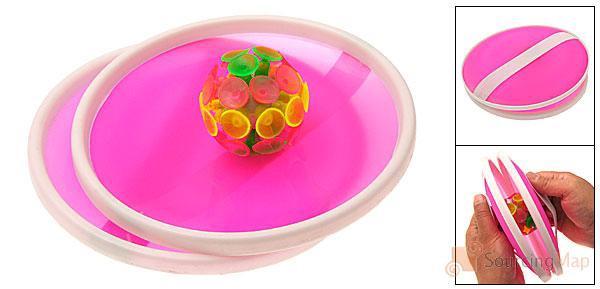 Bóng Ném Dính - Sticky Ball - 2 trái 4