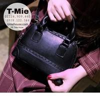 Zara back in stock size mini, chất liệu da 100
