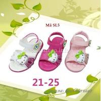 Dép sandal kitty cho bé gái 1-3 tuổi SL5