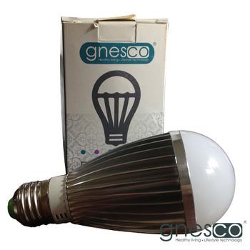 Đèn LED Búp Tròn Bọc Nhôm Tản Nhiệt 12W-220V