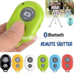 Remote Bluetooth Chụp Hình Từ Xa
