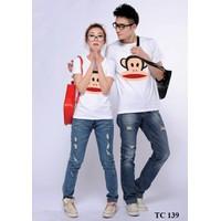 Áo đôi nam nữ TC 139 giá 1cặp 2 áo S,M
