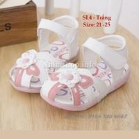 Sandal cho bé gái 1- 4 tuổi SL4