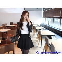Váy Xoè Nữ Hàng Quảng Châu