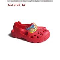 Giày Sandal Trẻ Em -2728 - Màu Đỏ