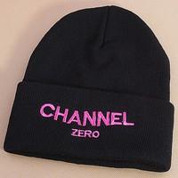 Nón len Hàn Quốc Channel Zero NK79-A