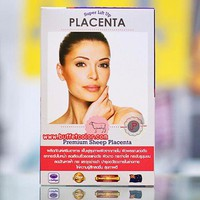 Thuốc Trắng da - Tái Tạo Da Nhau Thai Cừu Premium Sheep Placenta