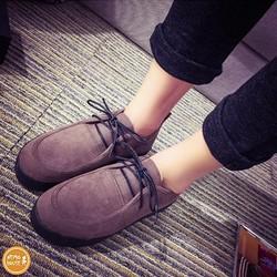 Giày oxford nữ - G766 - Hàng Nhập