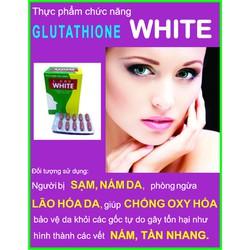 TPCN Glutathione White - đẹp da, phòng ngừa lão hóa da