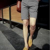 Quần kaki nam shoet Hàn Quốc vải đẹp dành cho phái mạnh