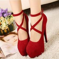 Giày cao gót - C050
