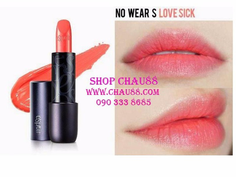 Son Espoir Lipstick No Wear S - OR401 Love Stick 3
