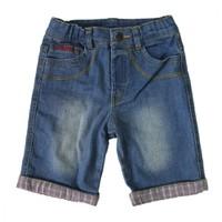 Tinker Bell Kids - Quần jeans lửng bé trai Burberry_resize