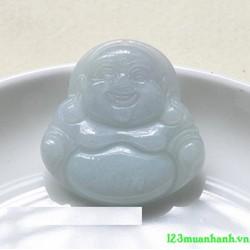 Mặt dây chuyền đá ngọc Phật Di Lặc