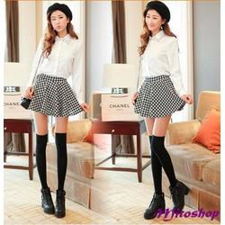 Váy xoè Hàng Quảng Châu - VA204