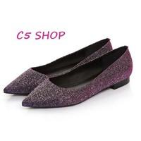 C5 Shop - Giày Búp Bê kim tuyến CH226