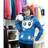 Áo khoác Panda 01 có nón chắng nắng hàng mới về !