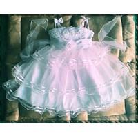 Sale Off - Hàng cao cấp - Đầm công chúa xinh cho bé NB21