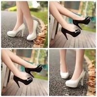 Giày cao gót đơn giản  CGXD004