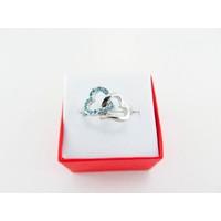 Nhẫn tim đôi - N065