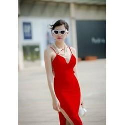 Hàng thiết kế - Đầm dạ hội body sexy hở lưng D166