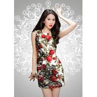 Đầm body 3D Ngọc Trinh