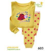 Tinker Bell Kids -  Bộ GAP dài 603 - What ladybug do