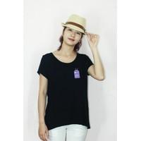 [laila fahion] Áo thun nữ freesize kiểu Hàn Quốc AH1513