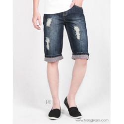 Quần jeans ngố rách 15DS6060